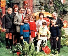Willy Wonka & the Chocolate Factory {Costume Inspirations!}