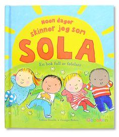 Herlig bok som hjelper barnet ditt å sette ord på følelsene.