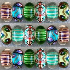 Trollbeads Enchanted Forest Collection, Spring 2018 – marthnickbeads