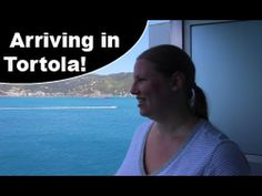 Arriving in the Port of Tortola - Birthday Cruise Vlog episode 15