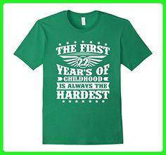 Mens Amazing T-Shirt for Women/Men. 22 Year Old Birthday Gifts. XL Kelly Green - Birthday shirts (*Amazon Partner-Link)