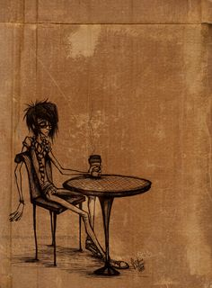Waiting by *Lithium-Tears on deviantART