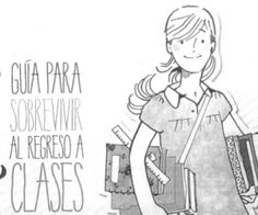 Advanced Spanish - Back to school guide from a Spanish teen magazine