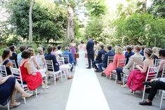 Museum Correale Sorrento wedding