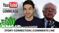 Draft Bernie Correction | Comments Section | Who Am I