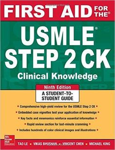 First aid for the usmle step 2 cs by tao le httpssmileazon first aid for the usmle step 2 cs by tao le httpssmileazondp0071804269refcmswrpidpkwnlxbhrfzy8b student doc tor supplies pinterest fandeluxe Gallery