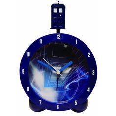 Doctor-Who-Tardis-Topper-Alarm-Uhr-NEU