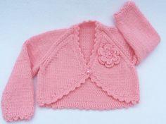 4787964f3 baby shrug knitting pattern