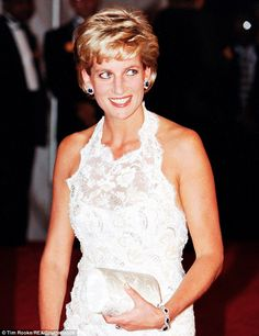 Diana pictured in Washington in September 1996, less than a year before she died in a car crash. Tributes have been pouring in on social media on the 19th anniversary of her death