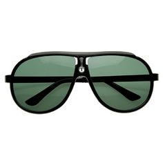 zeroUV  Large 80s Style Euro Sport Retro Aviator Sunglasses Black ** Details can be found by clicking on the image.Note:It is affiliate link to Amazon. #follow4follow
