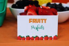 Two tooty Fruity Birthday Party | JAMIE ERICKSEN