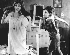 Peter Pan (1924) - Mary Brian, Betty Bronson