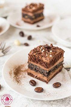 Tiramisu, Deserts, Food And Drink, Cakes, Chocolate, Baking, Sweet, Ethnic Recipes, Easy