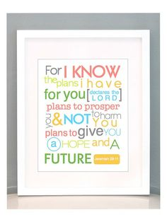Reserved Listing 8x10 Jeremiah 2911 Poster by MissNibbit on Etsy, $16.00