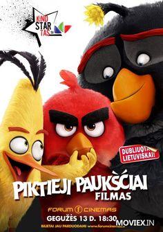 Piktieji Paukščiai. Filmas / The Angry Birds Movie (2016) RU » NEMOKAMI FILMAI ONLINE