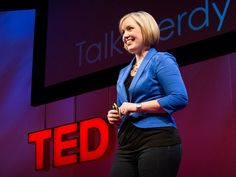 Melissa Marshall: Talk nerdy to me | Talk Video | TED.com