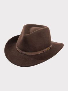 Men s Stetson Expedition Crushable Wool Hat  c31ab53fe4c