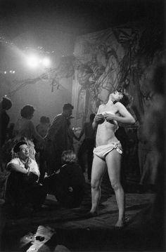 Sergio Larrain GB. ENGLAND. London. Albert Hall. Chelsea Art Ball. 1958-1959.