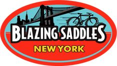 Blazing Saddles bike rentals