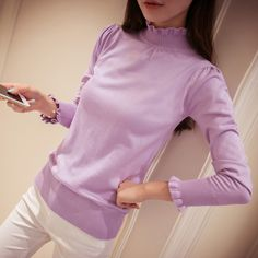 2017 New Spring Autumn Fashion Women sweater high elastic sexy slim Warm tight Bottoming sweater women elegant Knitted Pullovers