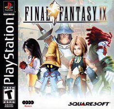Final Fantasy IX (PS1)