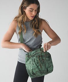 Diversity bag *Wanderlust - mini wavy desert olive fatigue green