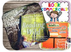 This post summarizes a chapter from Reading in the Wild that focuses on ways to have students share their reading.