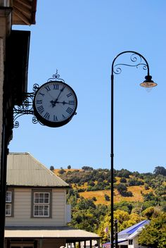 Akaroa, small town on Banks Peninsula, Canterbury, The South Island, New Zealand