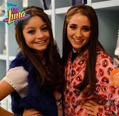 Luna y Nina Nina Luna, New Disney Channel Shows, Alex And Sierra, Spanish Tv Shows, Cimorelli, Image Fun, Fifth Harmony, Friends In Love, Shinee