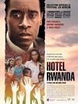 Esta es la pelicula Hotel Rwanda. Es sobre la guerra entre tutsis y hutus, donde murieron cerca de 1 millon de personas