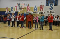 : Central Schools Honor Veteran… – Candle Making