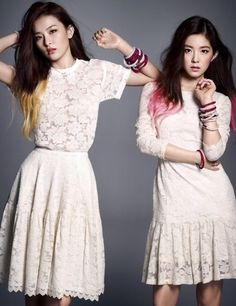 Seulgi and Irene - Harper's Bazaar Korea