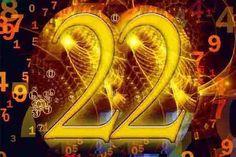Numerologia El significado del numero 22