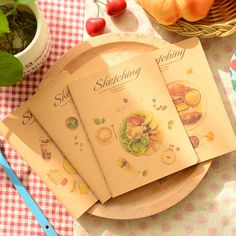 A5 B5 Exercise note book Stationery products Sketchbook diary school notebook paper Kraft notepad Office School Supplies