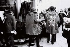1964 also meant that women could be accepted as mods, they cut their hair and dressed like the men.