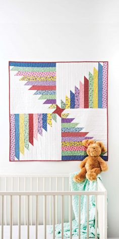 Naptime Quilt Patter