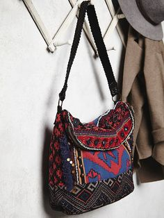 Free People Indian Summer Hobo, £98.00