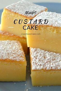 Custard Recipes, Baking Recipes, Cookie Recipes, Dessert Recipes, Custard Desserts, Vanilla Desserts, Amish Recipes, Dutch Recipes, Recipe Of Custard