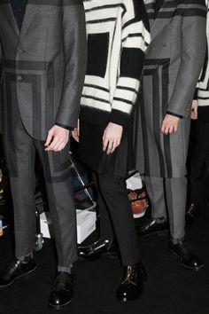 The Scene | London Fashion Week: Alexander McQueen