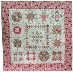 Farmer's Wife Quilt Free Templates   Amazon.com: The Farmer's Wife Sampler Quilt: Letters from 1920s