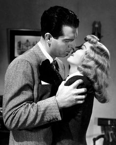 """""""I never loved you Walter, not you or anyone else."""" - Barbara Stanwyck in Double Indemnity (Billy Wilder, 1944)"""