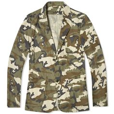 Socially Conveyed via WeLikedThis.co.uk - The UK's Finest Products -   SOPHNET. 2 Button Blazer http://welikedthis.co.uk/?p=5515