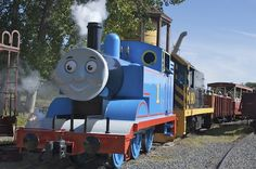 Thomas the Train at Colorado Railroad Museum Sept 22 & 23, get your tickets here
