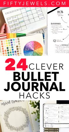 Bullet Journal - Use the clever ideas from these three BUJO experts to ramp up your layouts!
