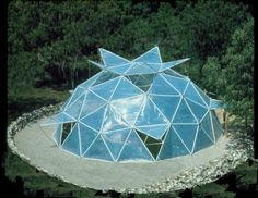 Grow veggies all year long in your own Geodesic Dome! Structurally sound & aerodynamically thermal building