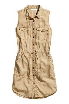Vestido de lyocell | H&M