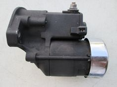 http://motorcyclespareparts.net/harley-davidson-starter-motor-with-solenoid-evo-twincam-dyna-oem/#Harley-Davidson Starter Motor with Solenoid EVO TwinCam Dyna OEM