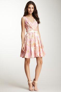 Abigail Belted Dress by Eva Franco on Timeless Fashion, Love Fashion, Girl Fashion, Fashion Looks, Fashion Outfits, Womens Fashion, Fashion Design, Eva Franco, Fashion Lighting