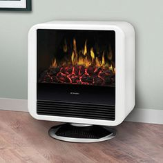 229 Retro Modern Cube Freestanding Electric Stove I M Ing This Goodbye Cold