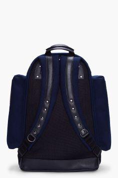 58bf56755417 Givenchy for Men SS18 Collection. Zipper PullsShoulder StrapsLeather  BackpackCarry OnClosureGivenchyBlack ...